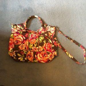 Vera Bradley floral purse. Never used